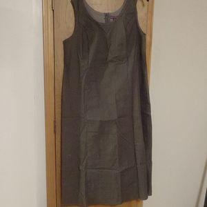 New never worn size 24 denim jumper